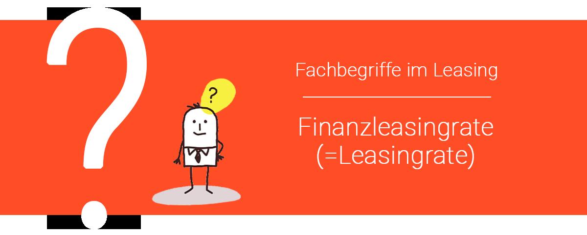 Finanzleasingrate Berechnung
